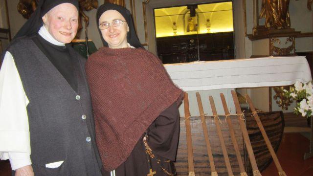 Unità dei cristiani: cistercensi e clarisse in preghiera